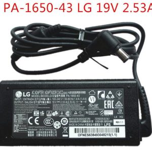 LG Original AC Adapter 19V 2.53A PA-1650-43 in Bangladesh