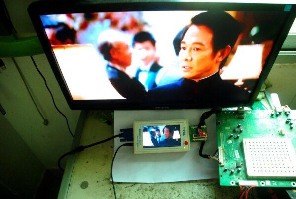 TV160 LVDS LED LCD TV Motherboard Tester (6th Gen)