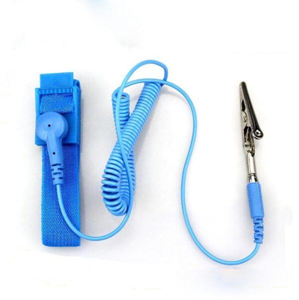 Adjustable Anti Static Bracelet Wrist Band Strap 3