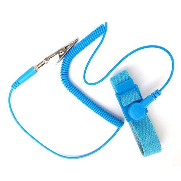 Adjustable Anti Static Bracelet Wrist Band Strap 4