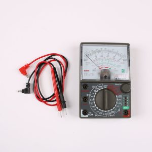 Basic Analog Multimeter
