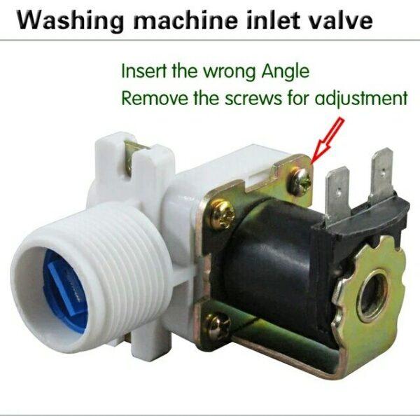 Inlet Valve for Washing Machine Water Pump FCD270A 3