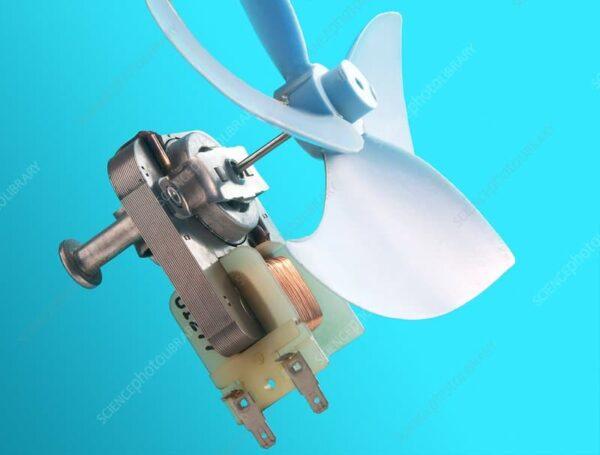 Oven Fan Motor MDT-10CEF 1