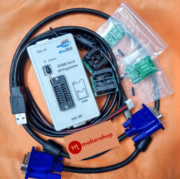 RT809F Serial ISP Programmer Bangladesh