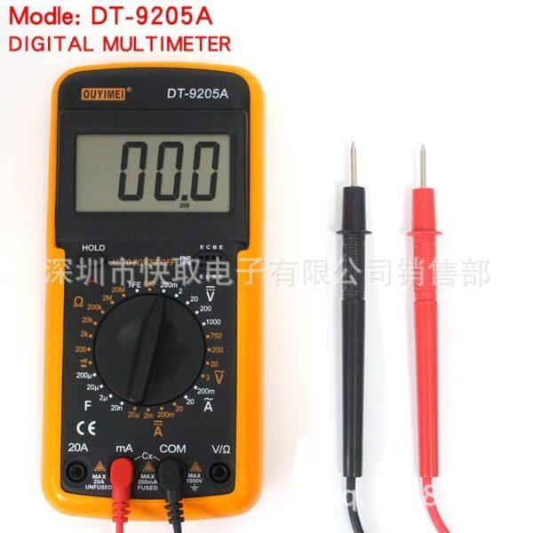 DT9205A Digital Multimeter 1
