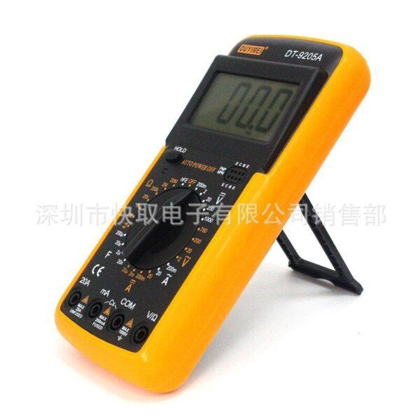 DT9205A Digital Multimeter 3