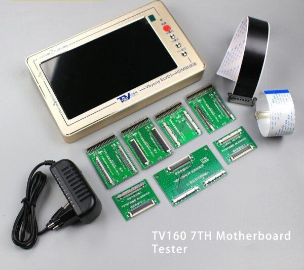 TV160 LVDS LED LCD TV Motherboard Tester Bangladesh