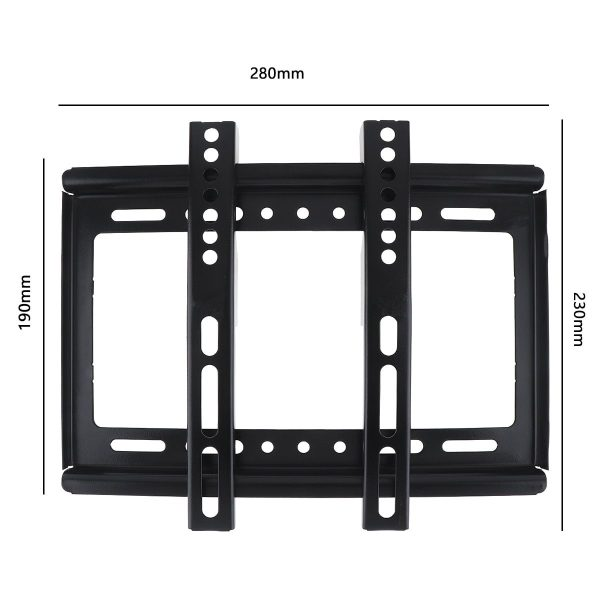 """TV Monitor Wall Mount Bracket for 14-42"""" LCD LED TV Monitor 1"""