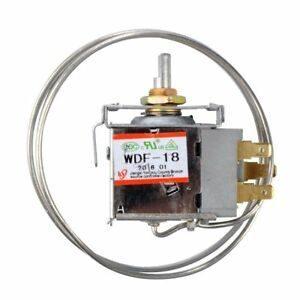 WDF18 Freezer Refrigerator Thermostat AC 250V 6A 3 Pin Bangladesh