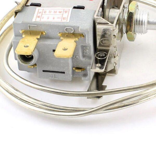 WKF27R Freezer Refrigerator Thermostat AC 250V 6A 2 Pin 1