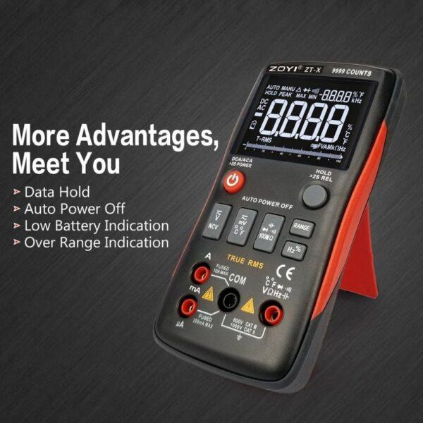 ZT X Digital Multimeter in Bangladesh