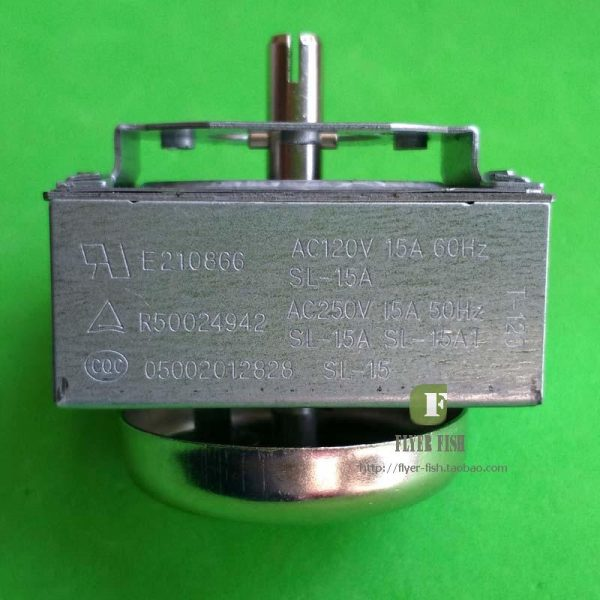 Oven Timer Switch E210866 2