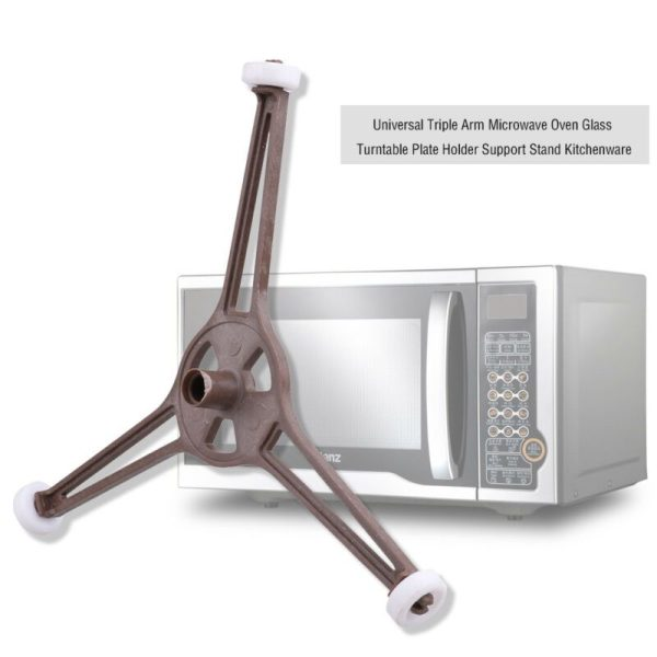 Microwave Oven Ring Roller / Triple Arm Oven Plate Holder in Bangladesh