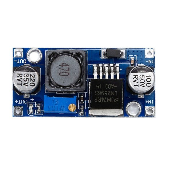 LM2596 ADJ DC-DC Converter Power Supply Adjustable Step-down Voltage Regulator bd