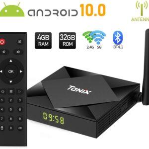 Tanix Tx6s 4GB 32GB Android TV BOX Bangladesh