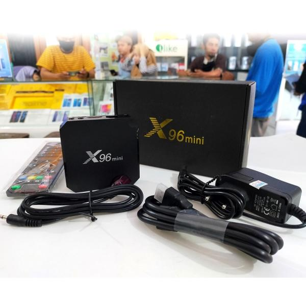 X96 Mini 2GB+16GB Smart Android TV BOX bangladesh