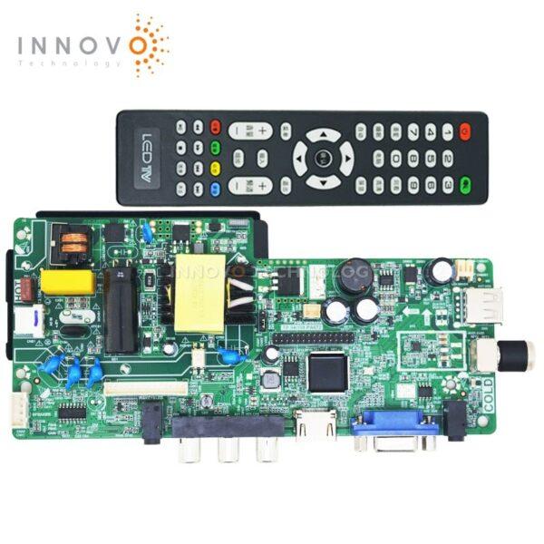 TP.SK108.PA672 ORIGINAL TV Motherboard 2