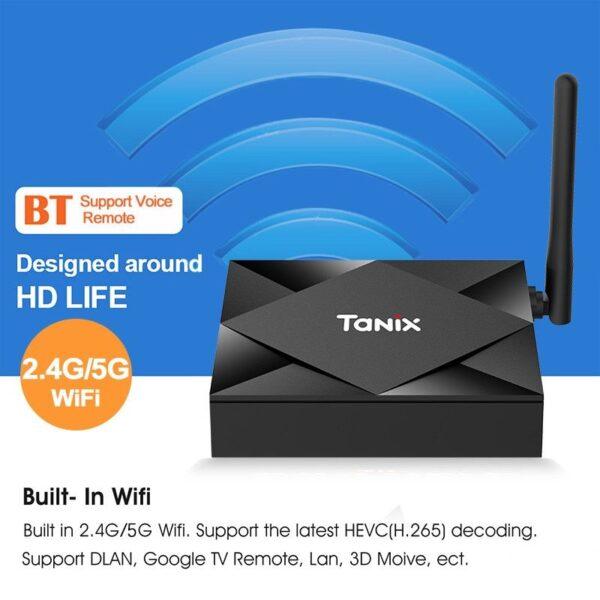 Tanix Tx6s 4GB 32GB Android TV BOX