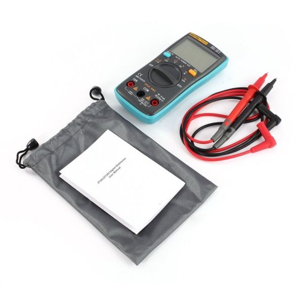 ZOTEK ZT101 Mini Auto Range Digital Multimeter 2