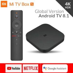 Xiaomi Mi Box S Tv Box in Bangladesh