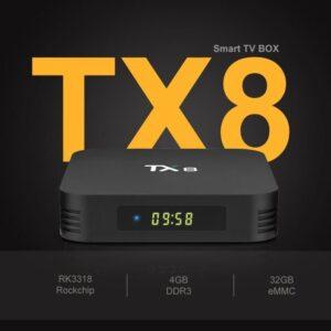 Tanix TX8 Android TV BOX 4GB 32GB in Bangladesh