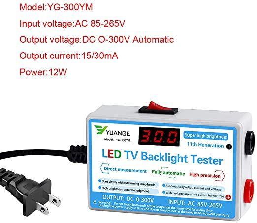 Yuange LED LCD TV Backlight Tester 1