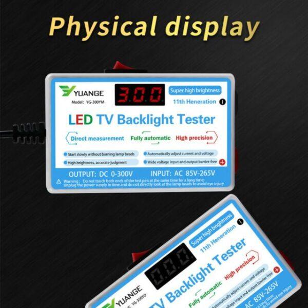 Yuange LED LCD TV Backlight Tester 2