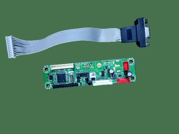 LED LCD Monitor Driver Board/ VGA Board Kit PCB Bangladesh