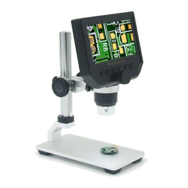 Digital Microscope 1-600x 4.3 Inch HD Display Bangladesh