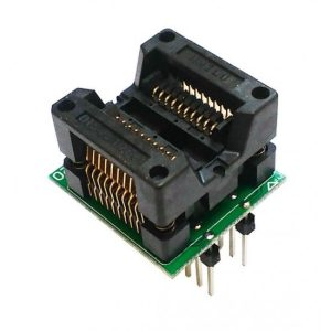 SOP20 to DIP20 Adapter IC Programmer Socket Bangladesh