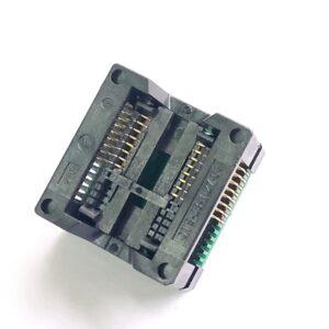 SOP16 to DIP8 Adapter IC Programmer Socket OTS-28-1.27-04 RT-SOP16-1 Bangladesh