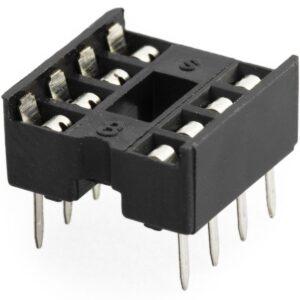 IC Base 8 Pins Dip Socket Bangladesh