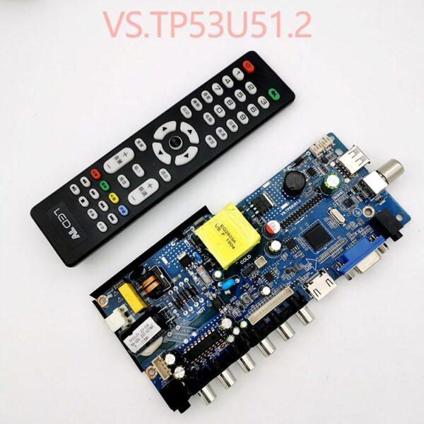 VS.TP53U52.2 Universal TV Motherboard Bangladesh