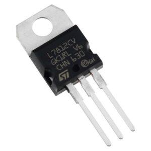 L7812CV - 12V Voltage Regulator TRANSISTOR in Bangladesh