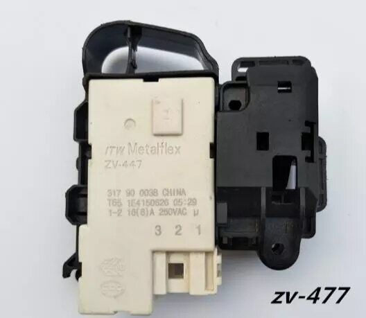 LG Haier Midea Washing Machine Door Lock Delay Switch ZV-447 in Bangladesh