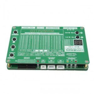 LCD LED Panel Tester LVDS Screen Tester TV/Computer/Laptop Repair Tool Bangladesh