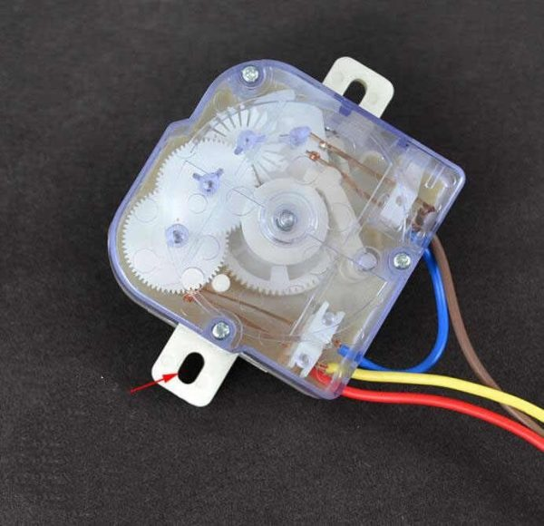 Semi-automatic Double-tub 3 Wire Washing Machine Timer Switch DXT15SF-G