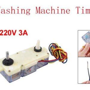LG Washing Machine Timer Double Shaft DXT15