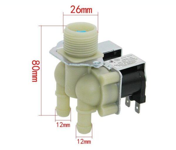 Washing Machine Double Inlet Valve FPS2-1A Bangladesh