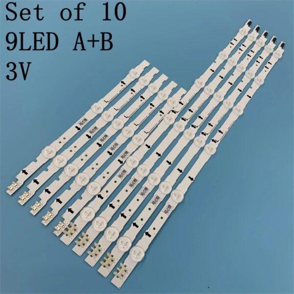 "Samsung 40 inch Samsung 40"" 8+5 LED Backlight Strips D4GE-400DCA-R1 D4GE-400DCB-R2 in Bangladesh"