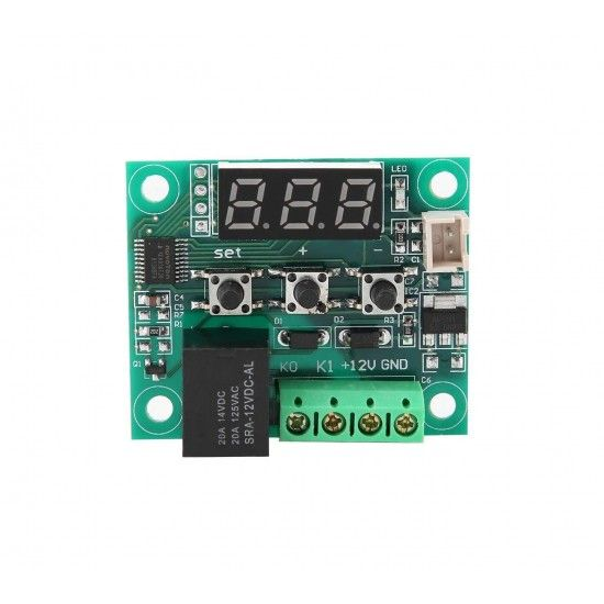 XH-W1209 Temperature Controller Switch Module Digital Display in Bangladesh