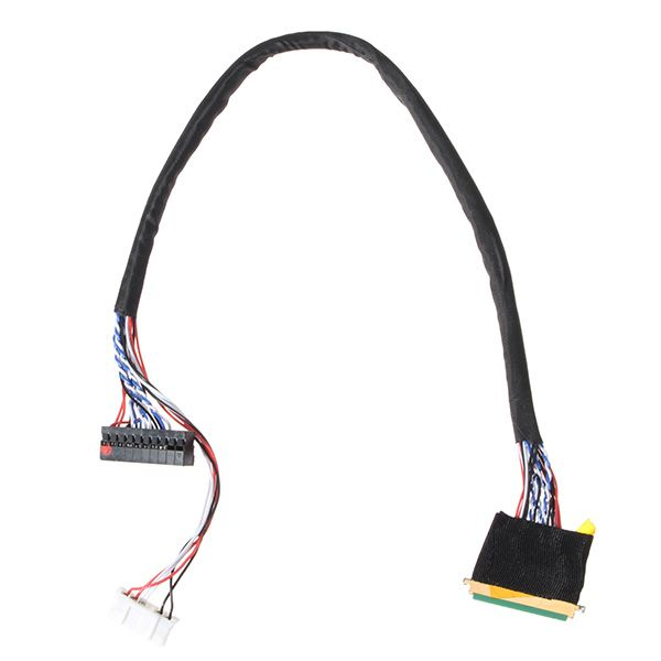 Laptop LVDS 1 CHANNEL 6 BIT LED LCD LVDS SCREEN CABLE FOR DISPLAY